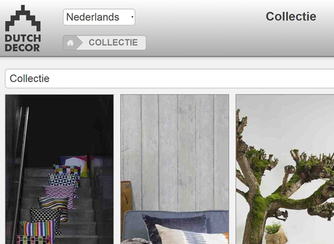 Dutch Decor collection app