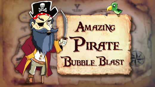 Amazing Pirate Bubble Blast Pro - best marble shooting game