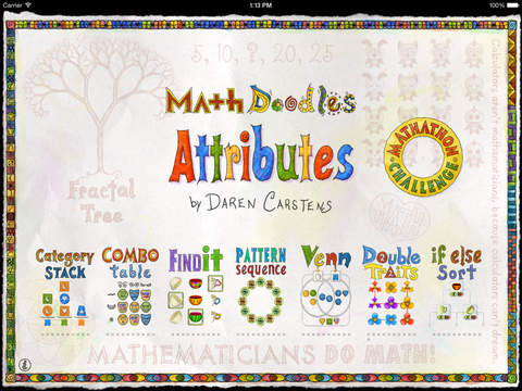 Attributes by Math Doodles