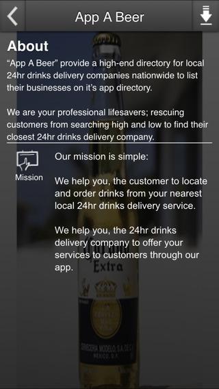 App A Beer