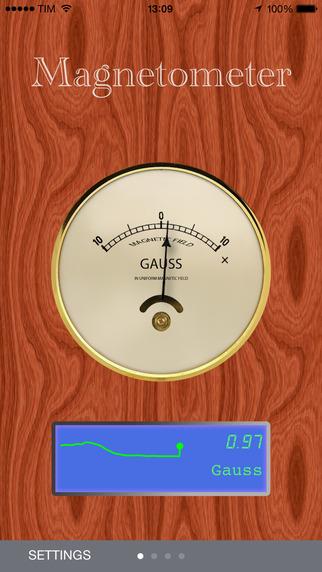 Magnetometer Gaussmeter