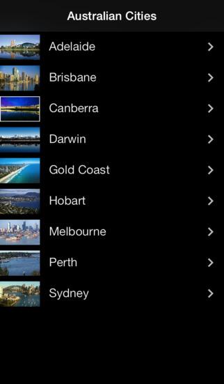 Australian Cities Pro