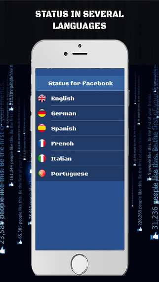 Multi Status for Facebook