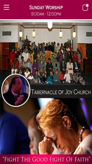 Tabernacle Of Joy Church