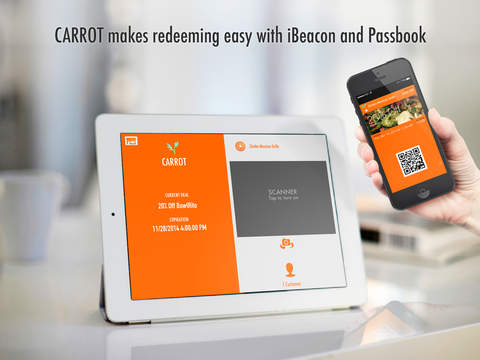 CARROT PASS: An Entirely New Approach to Health and Wellness Image