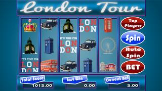 AAA Aamazing London Tour Slots