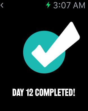 Women's Squat 30 Day Challenge Screenshots