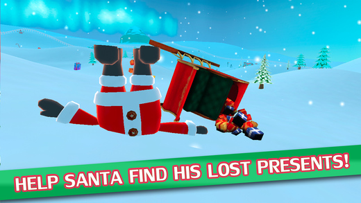 Santa's Holiday Gift Grab - A SEEK 3D Search and Find