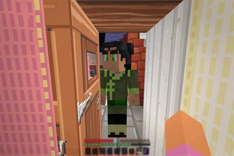 SLUMBER PARTY - Zombie Fun Block Game with Multiplayer screenshot 3