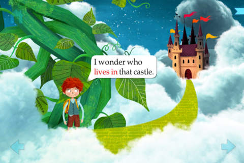Jack and the Beanstalk by Nosy Crow screenshot 2