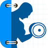 Azumio Inc. - Fitness Buddy : 1700+ Exercise Workout Trainer and Workout Journal  artwork