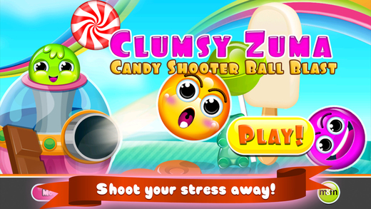 Sweet Candy Cannon Shooter - Sugar Pop Rush