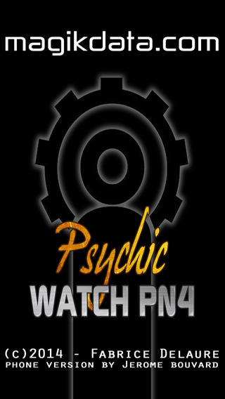Psychic Notepad 4 for Pebble