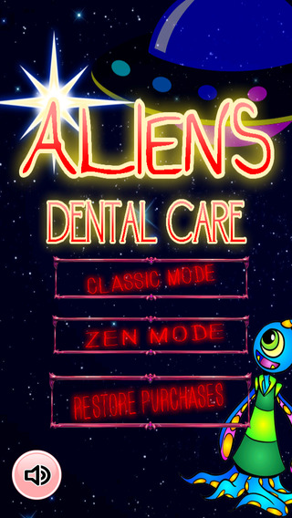 Alien Dental Care : Fun Surgery Game For Kids