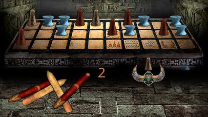 Egyptian Senet. Скрин 3