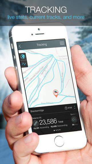 SNOCRU Pro Ski and Snowboard Tracking App