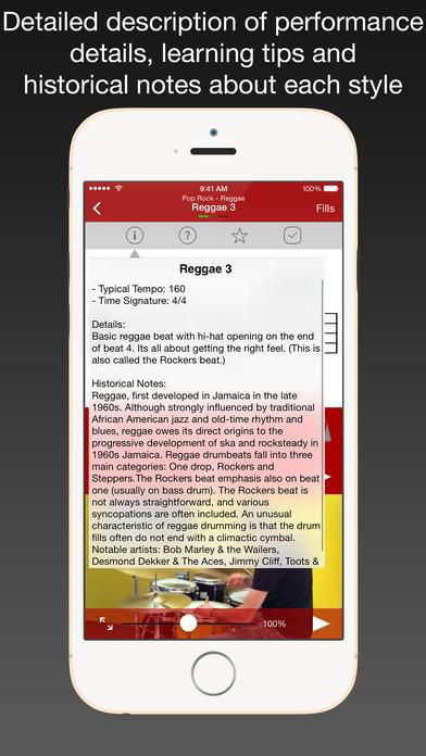 Drum School iPhone Screenshot 5