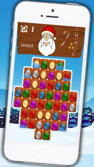 Christmas seasons Santa crush - funny bubble game with xmas balls - Premium