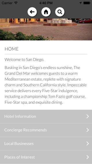 Connecting Luxury - Grand Del Mar - San Diego