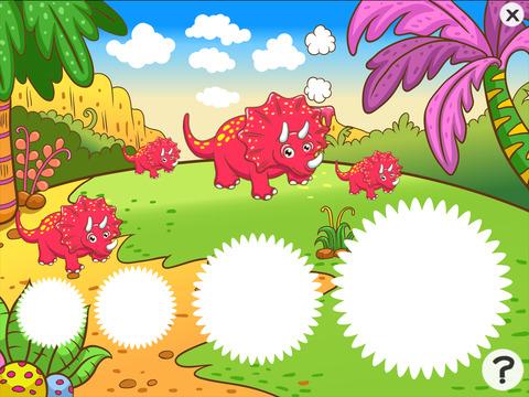 Активность! Игры Для Детей О Динозаврах: Узнать Для Дошкольное И Детский Сад