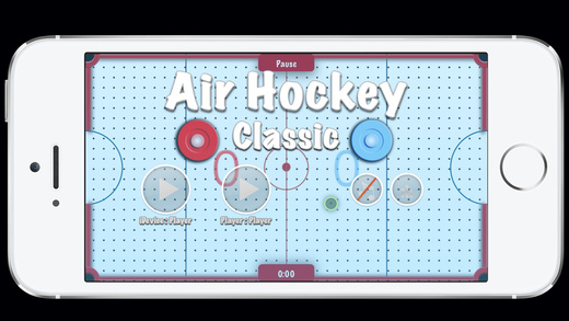 Air Hockey - Classic Style