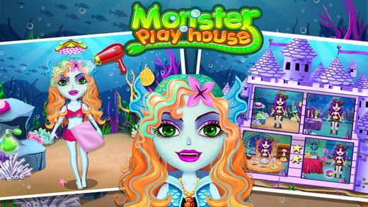 Monster Play House - Sea Adventure