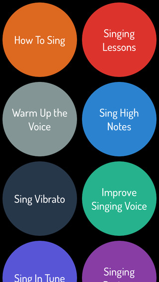 Singing Guide - How To Sing