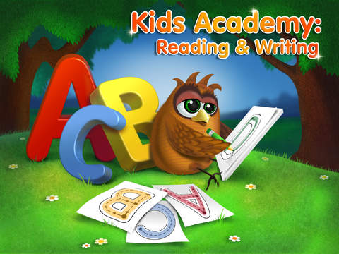 Learn To Read Write Kid' Puzzles - Educational Drawing For Kids By Kids Academy Co apps