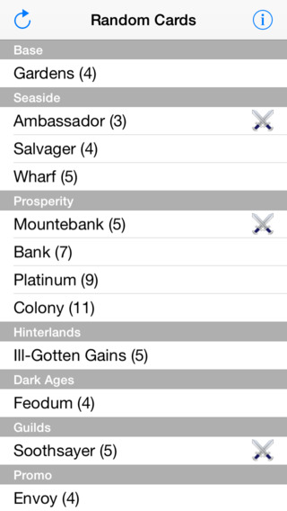 Dominion Minion iPhone Screenshot 1