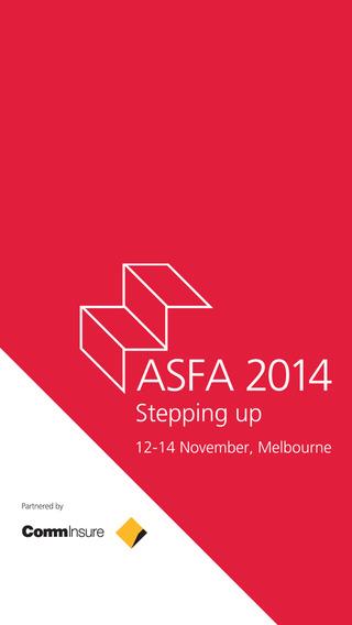ASFA 2014 Conference