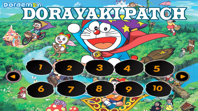 PRO Game for Doreamon Comic's Fan - Unofficial Fat Cat Doremon run and race to eat doughnut game