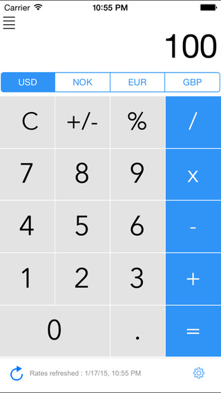 Bis Calculator