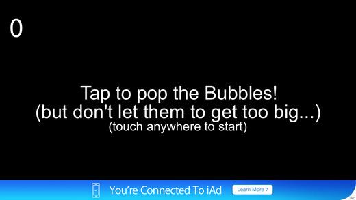 Extreme Bubble Popper