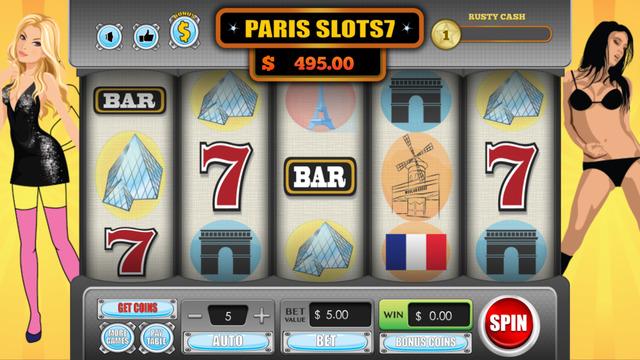 Paris Slots7