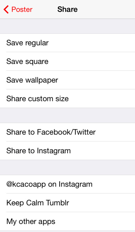 Keep Calm Creator - iPhone Mobile Analytics and App Store Data