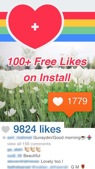 Like Potion: Get Gain 1000 to 5000 More Likes for Instagram like LikeBoost.er InstaLike.s Like4Like