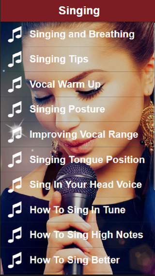 How To Sing Better - Improving Vocal Range, Mixed Voice Singing ...