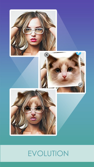 Caty Free-Photo Cutout Superimpose with Pic Blender Easy Sticker Maker