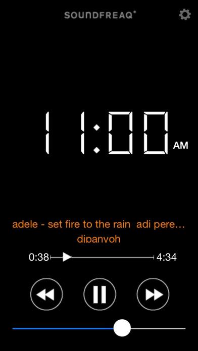 Soundfreaq App iPhone Screenshot 4