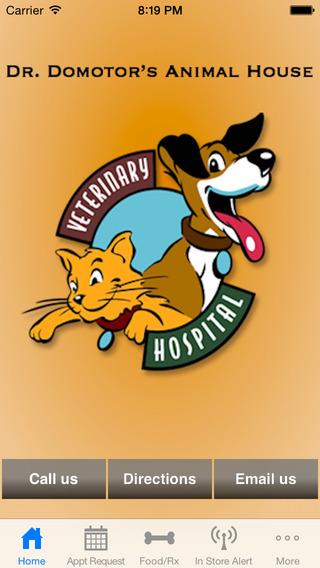 Dr. D's Animal House Veterinary Hospital