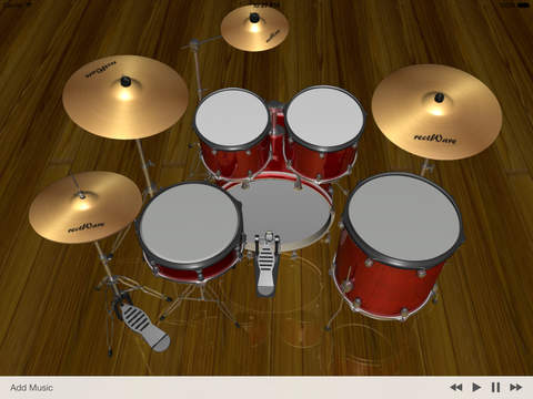 Drums iPad Screenshot 2