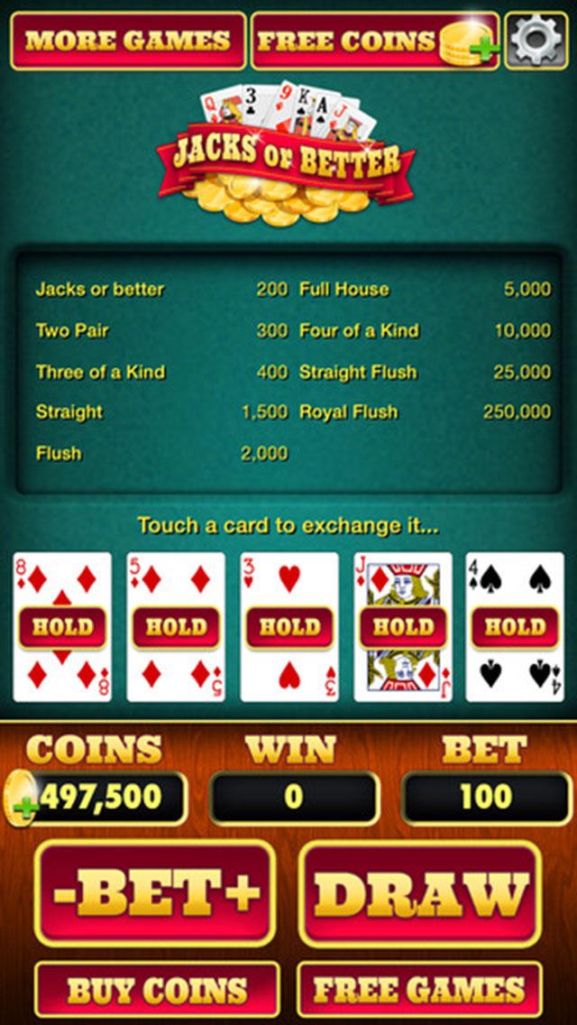 Iphone poker gambling apps