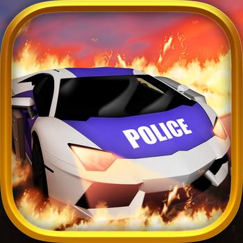 Cop Chase Race – Free Police Car Racing Game LOGO-APP點子