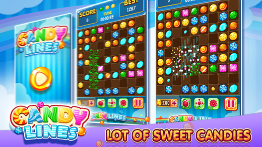 Candy Lines HD