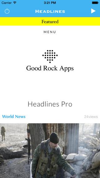Headlines Pro