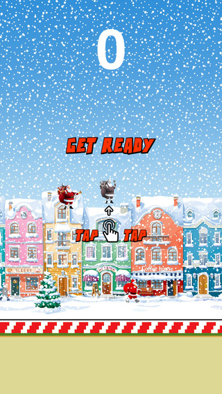 Santa Claus Brave Chimney Mission