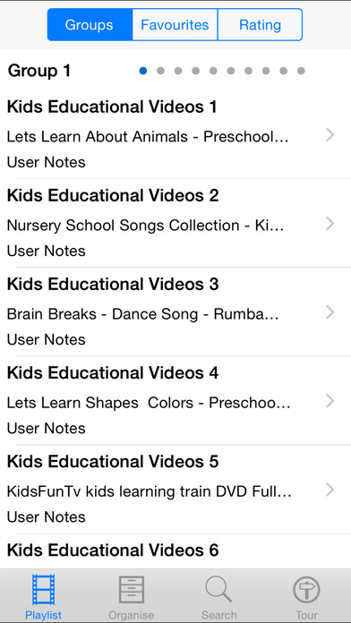 Children's Educational Fun iPhone Screenshot 2