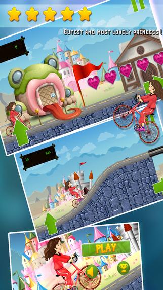 AAA Bicycle Princess - Mountain Climb Pro