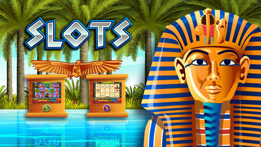Ancient Pharaoh's Slots - Egyptian Slot Machines Free Casino Games and Lucky Wins