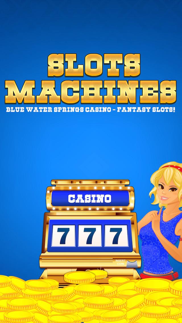 Fantasy springs casino app